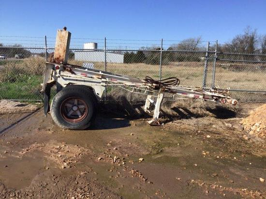 Dolly Trailer for small kilabrew - Located in Giddings