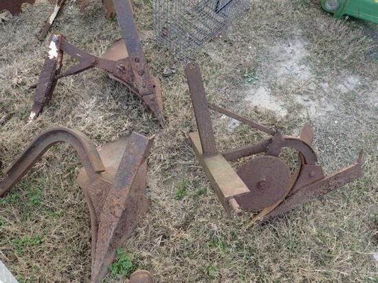 Turnover Plow Parts