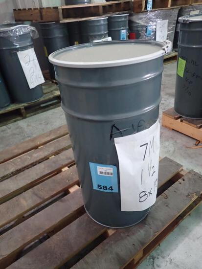 "1 1/2"" - ASTM A194 Grade 7M Heavy Hex Nut, Plain"