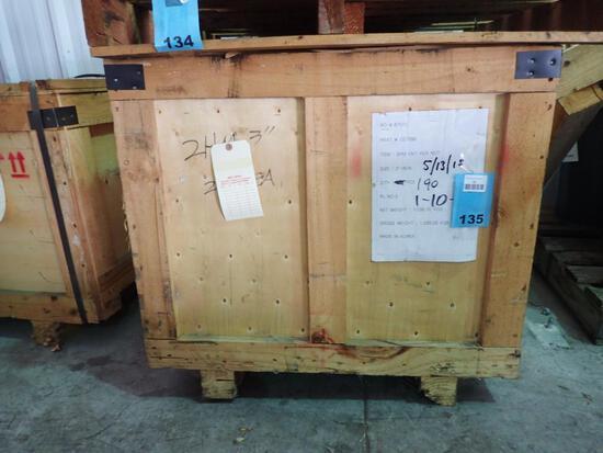 "3"" - ASTM A194 Grade 2HM Heavy Hex Nut, Plain"