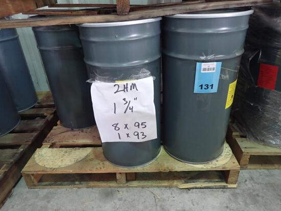 "1 3/4"" - ASTM A194 Grade 2HM Heavy Hex Nut, Plain"