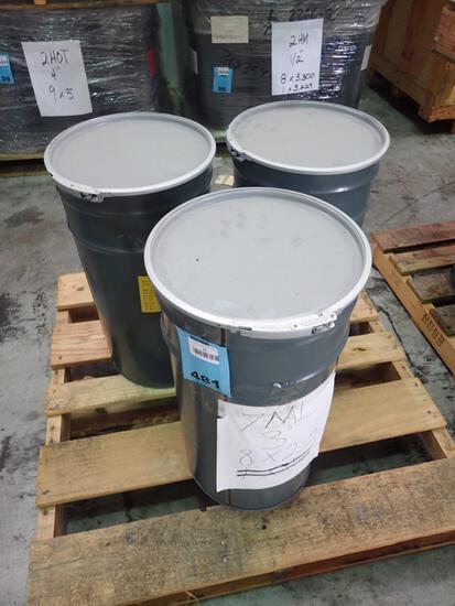"3"" - ASTM A194 Grade 7M Heavy Hex Nut, Plain"