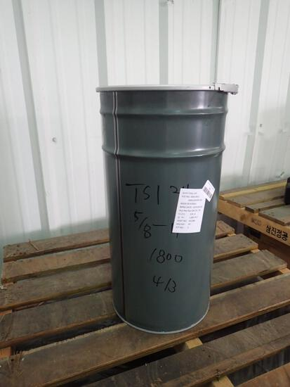 "5/8"" - ASTM A194 Grade 2H Heavy Hex Nut, Plain"
