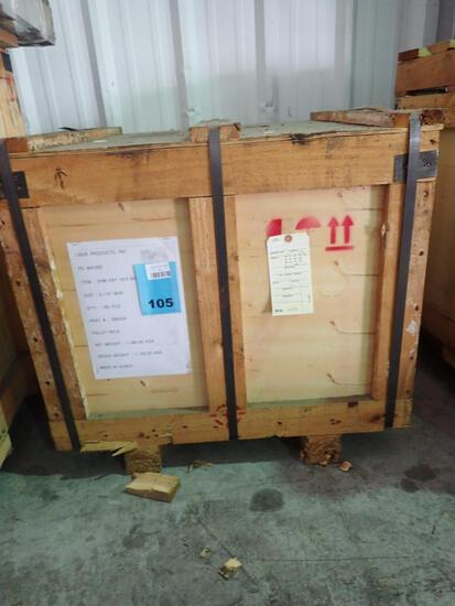 "3-1/4"" - ASTM A194 Grade 2HM Heavy Hex Nut, Plain"