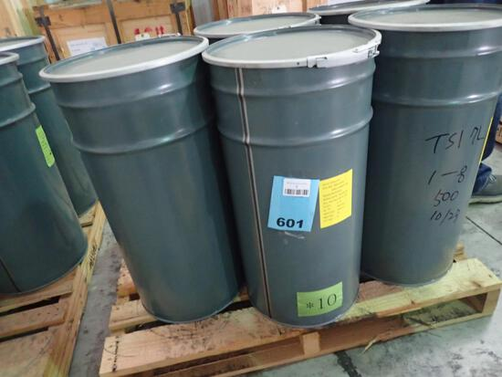 "1"" - ASTM A194 Grade 7L Heavy Hex Nut, Plain"
