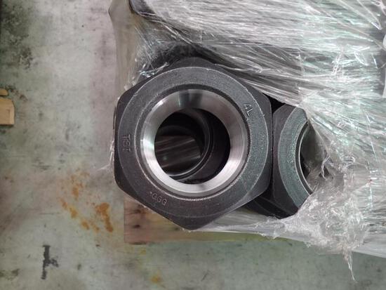 "3 1/4"" - ASTM A194 Grade 4L Heavy Hex Nut, Plain"