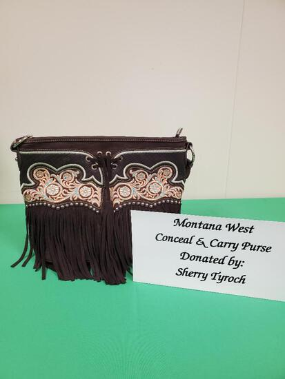 Montana West Conceal & Carry Purse - Sherry Tyroch