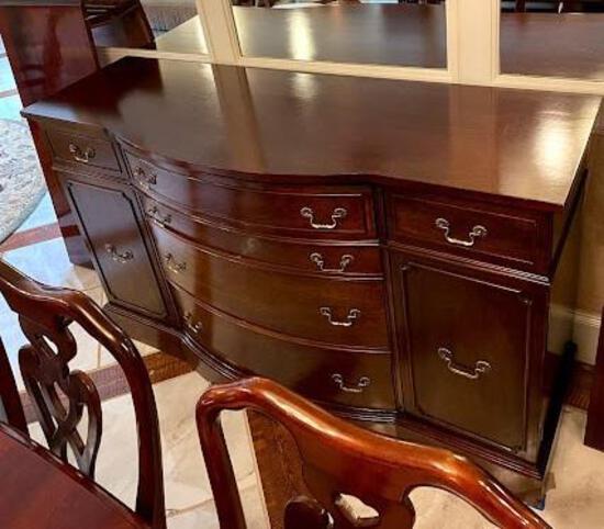 Pennsylvania House dresser with mirror (cherry)