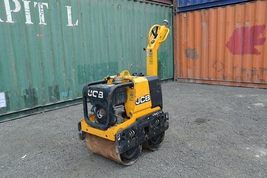 2015 JCB Tandem Vibrator 0.740 Ton