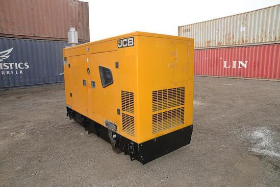 2015 JCB 60 KVA Generator