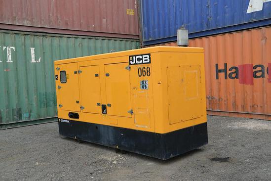 2014 JCB 200 KVA Generator