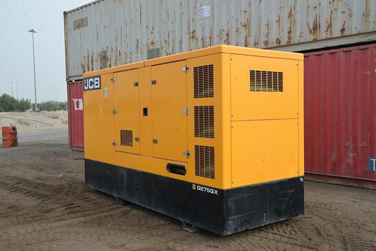 2014 JCB 250 KVA Generator