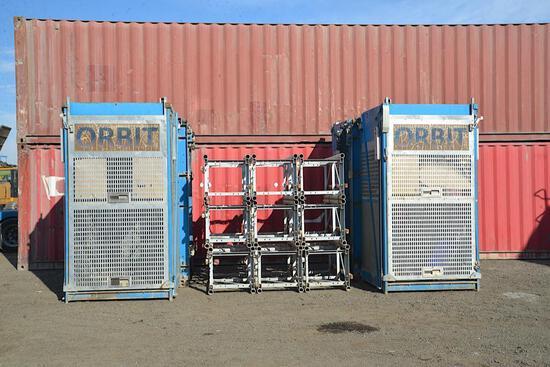 2014 Orbit Double Cabin 2 TON Hoist