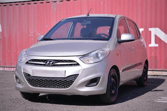 2012 Hyundai-I 10 Saloon