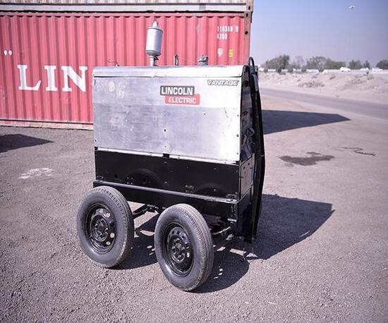 LINCOLN Welding Machine