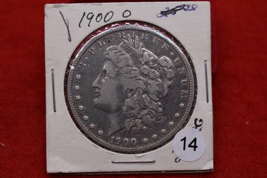 1900o Morgan Dollar - F