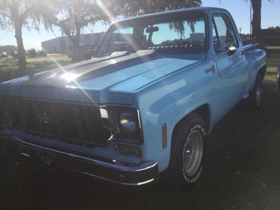 1977 Chevrolet Step Side