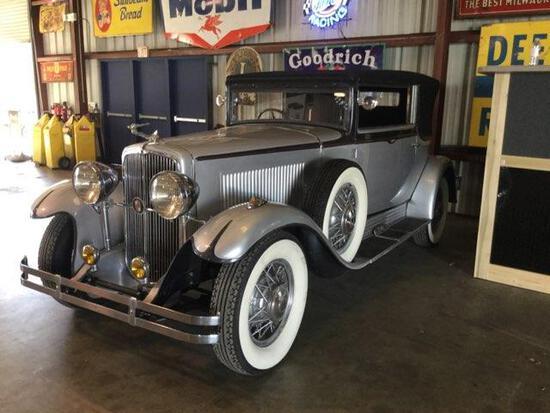 1931 Nash -