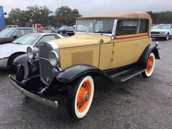 1931 Chevrolet Phantom