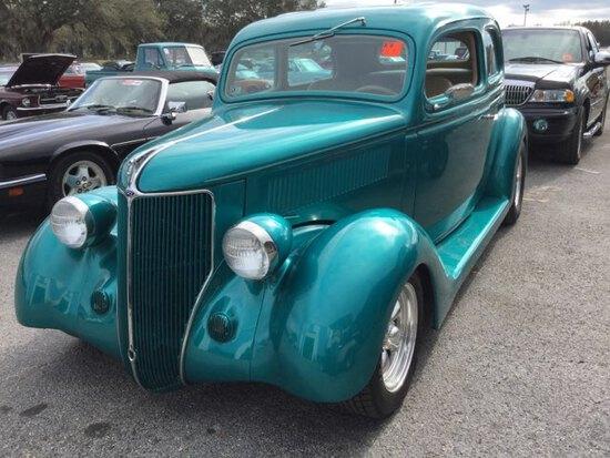 1936 Ford Lecarra