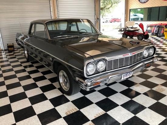 1964 Chevrolet Belair Coupe Hardtop