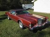 1976 Lincoln Mark IV
