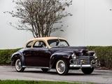 1941 Chrysler Windsor 2D