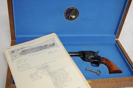 Colt 150th 45 LC Single Action Army 45 Colt in Presentation Box