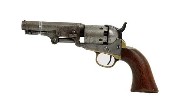 Colt 1849 Pocket .31 Caliber 4""