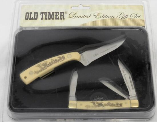 Schrade Old Timer Limited Edition Gift Set