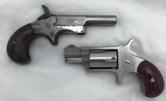 NAA Mini-Revolver 22LR & Single Shot (2 Gun Lot)