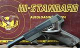 Hi-Standard SK-100 Sport King 22LR 4.5