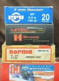 Lot of Misc. Ammo and Bandoleer