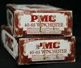 PMC 40-65 Winchester 260 Gr. LFP (2 boxes)