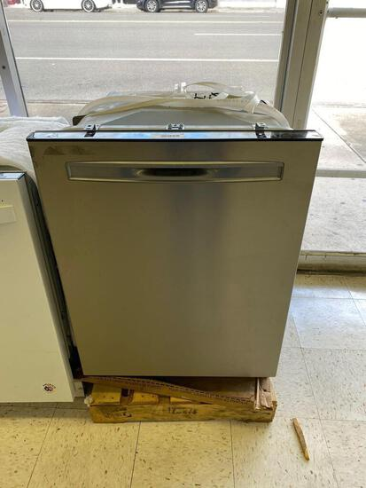 Maytag 50-Decibel Stainless Steel Tub Built-In Dishwasher with Dual Power Filtration