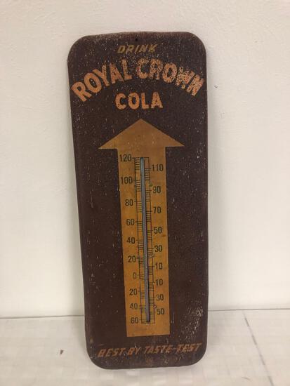 Original Metal cola sign