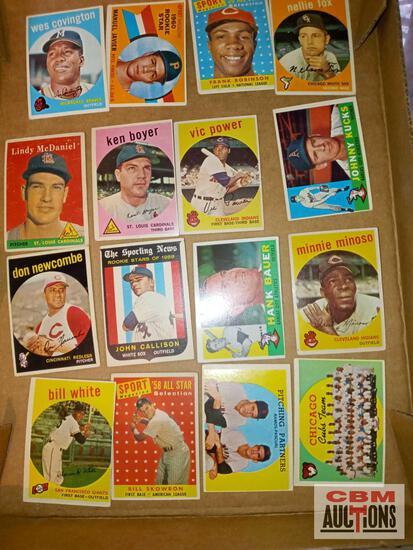 Topps Baseball Cards: