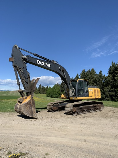 Construction and Landscaping Equipment Dispersal