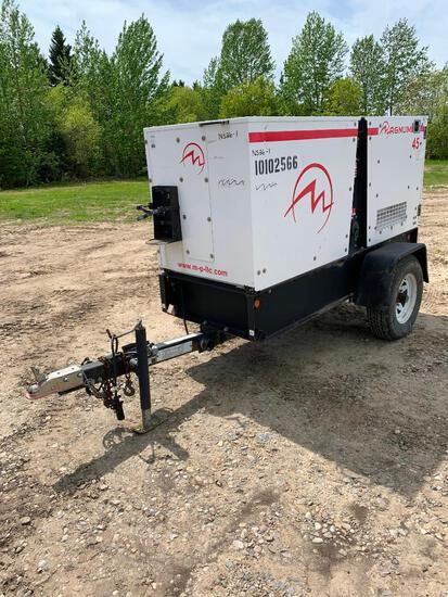 2013 Magnum 45 33KW Generator