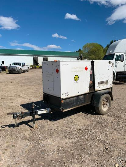 2014 MAGNUM MMG25 21 KW S/A Generator