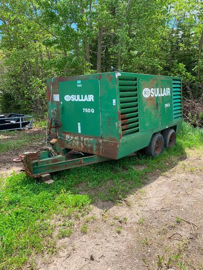 Sullair 750Q Compressor