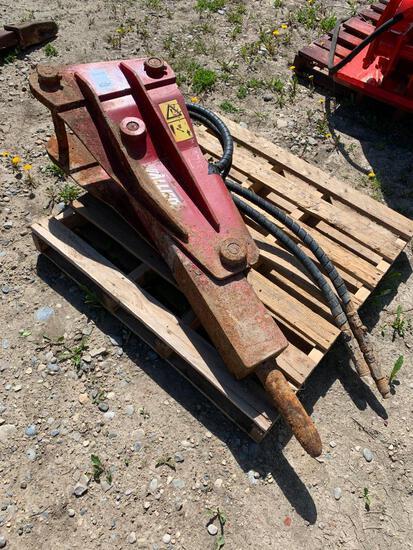 Allied 715 Excavator Jack Hammer
