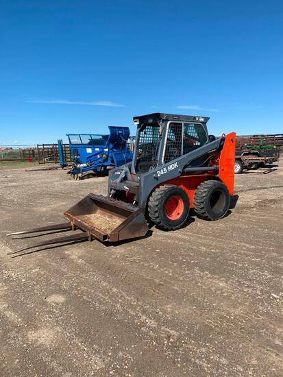 Thomas 245 HDK skid steer