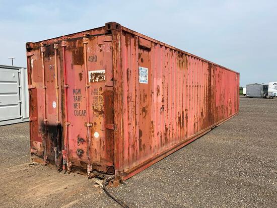 40' Standard Sea Container