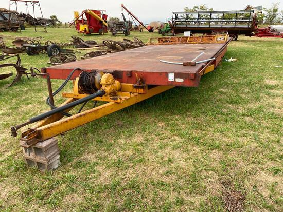 Craigs 430 Stack Mover T/A Trailer