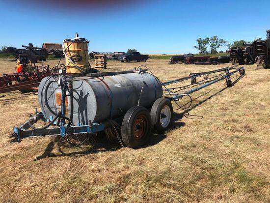 Allied 75' Field Sprayer