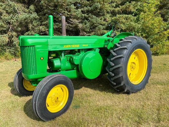 1949 John Deere R Tractor