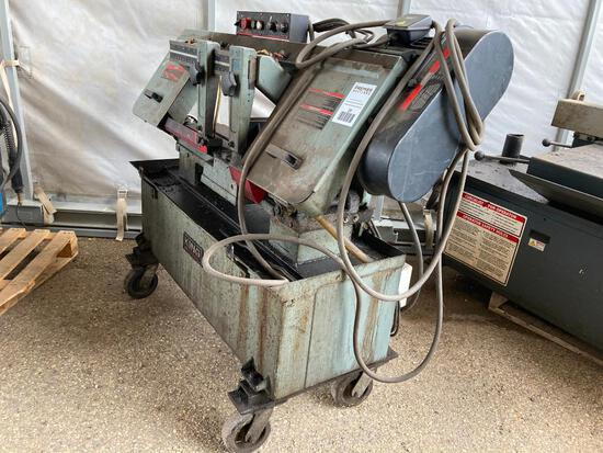 "King Industrial 10"" x 18"" Metal Cutting Bandsaw"