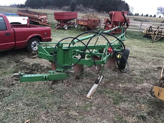 Oliver 4-Bottom Plow