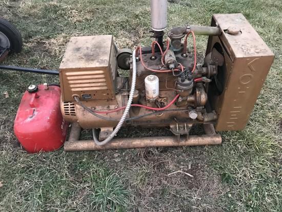 Kohler 7.5KW Generator